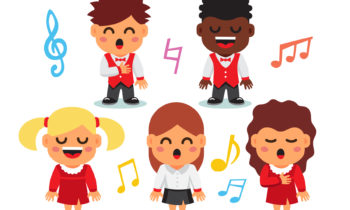 chorale enfant 3regards - Conçu par Iconicbestiary - Freepik.com